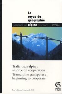 Revue de Géographie Alpine Tome 95, n°1, mars 2.pdf