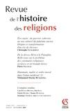Christophe Lemardelé et Pierre Sauzeau - Revue de l'histoire des religions Tome 224 N° 3, Juill : .