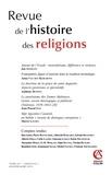 Jan Assmann - Revue de l'histoire des religions Tome 231 N° 1, Janvi : .
