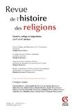 Natalie Zemon Davis et Nicolas Fornerod - Revue de l'histoire des religions Tome 232 N° 1, Févri : Genève, refuge et migrations (XVIe-XVIIe siècles).