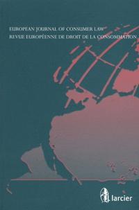 Daniel Gadbin - Revue européenne de droit de la consommation N° 2/2011 : .