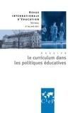 Roger-François Gauthier - Revue internationale d'éducation N° 56, Avril 2011 : Le curriculum dans les politiques éducatives.