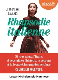 Jean-Pierre Cabanes - Rhapsodie italienne. 3 CD audio MP3