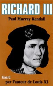 Paul-Murray Kendall - .
