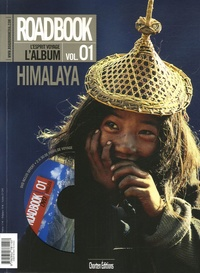 René Limbourg - Roadbook, L'album N°1, Automne 2006 : Himalaya. 1 DVD
