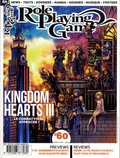 Christophe Brondy - Role Playing Game N° 60, hiver 2018-20 : Kingdopm Hearts III - Le combat final approche !.
