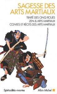 Taisen Deshimaru et Miyamoto Musashi - Sagesse des arts martiaux - Coffret 3 volulmes, Traité des cinq roues ; Zen & arts martiaux ; Contes et récits des arts martiaux.