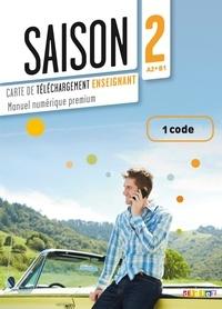 Didier - Saison 2 A2+ - Carte de téléchargement enseignant, 1 code.