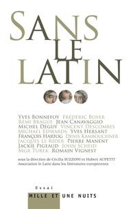 Cécilia Suzzoni et Hubert Aupetit - Sans le latin....