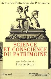 Pierre Nora et  Collectif - .