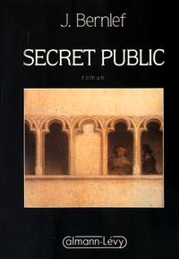 J Bernlef - Secret public.