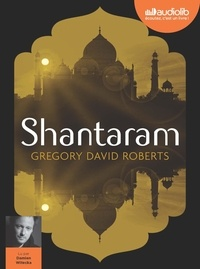 Gregory David Roberts - Shantaram. 4 CD audio MP3