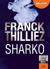 Franck Thilliez - Sharko. 2 CD audio MP3