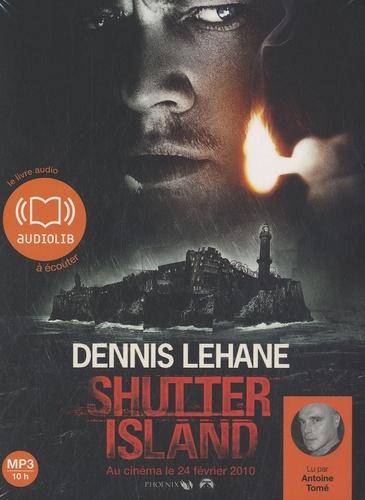 Shutter Island  avec 1 CD audio MP3