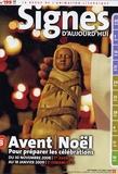 Michel Wackenheim - Signes d'aujourd'hui N° 199, Septembre-Oc : Avent Noël - Pour préparer les célébrations du 30 novembre 2008 au 18 janvier 2009. 1 CD audio
