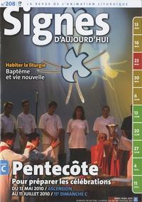 Michel Wackenheim - Signes d'aujourd'hui N° 208, Mars-avril 2 : Pentecôte - Pour préparer les célébrations du 13 mai 2010 au 11 juillet 2010. 1 CD audio