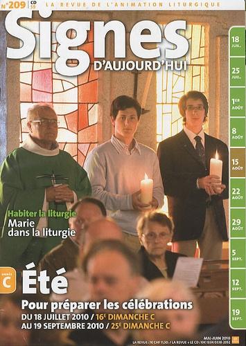 Michel Wackenheim - Signes d'aujourd'hui N° 209, Mai-juin 201 : Eté - Pour préparer les célébrations du 18 juillet 2010 au 19 septembre 2010.