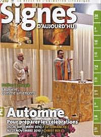 Michel Wackenheim - Signes d'aujourd'hui N° 210 : Automne - Pour préparer les célébrations.