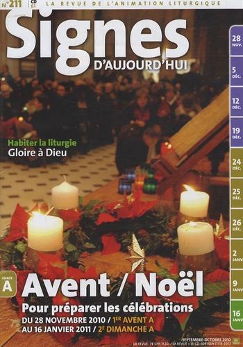Michel Wackenheim - Signes d'aujourd'hui N° 211, septembre-oc : Avent/Noël. 1 CD audio