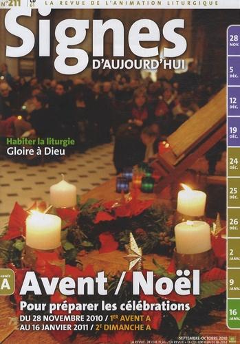 Michel Wackenheim - Signes d'aujourd'hui N° 211, septembre-oc : Avent/Noël.