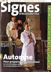 Dominique Pierre - Signes d'aujourd'hui N° 216, juillet-août : Automne, pour préparer les célébrations.