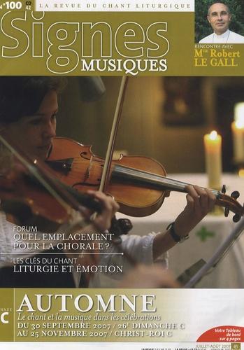 Michel Wackenheim - Signes musiques N° 100, juillet-août : .