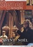 Michel Wackenheim et Véronique Alzieu Alzieu - Signes musiques N° 107, septembre-oc : Avent, Noël.