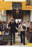 Michel Wackenheim - Signes musiques N° 111, Mai-Juin 200 : Eté - Le chant et la musique dans les célébrations du 19 juillet 2009 au 13 septembre 2009.