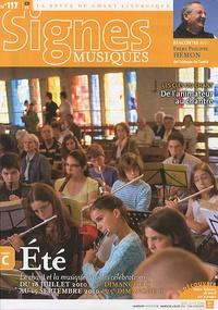 Michel Wackenheim - Signes musiques N° 117, Mai-juin 201 : Eté - Le chant et la musique dans les célébrations du 18 juillet 2010 au 19 septembre 2010.