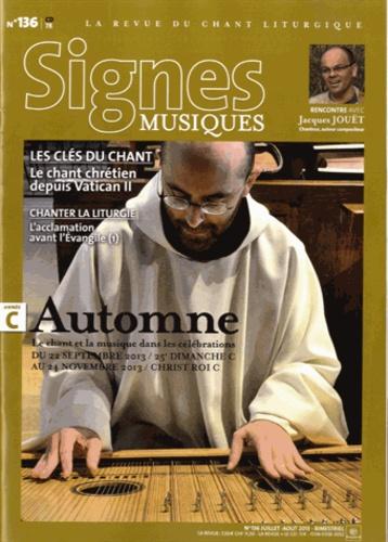 Dominique Pierre - Signes musiques N° 136, Juillet - Ao : Automne - Année C.