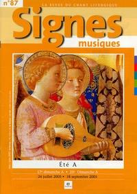Michel Wackenheim - Signes musiques N° 87, Mai-Juin 2005 : Eté A.