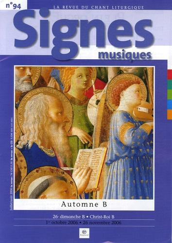 Michel Wackenheim - Signes musiques N° 94, Juillet-août : .