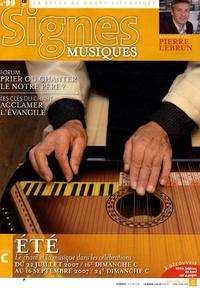 Michel Wackenheim - Signes musiques N° 99, Mai-Juin 2007 : Eté - Du 22 juillet 2007 au 16 septembre 2007.
