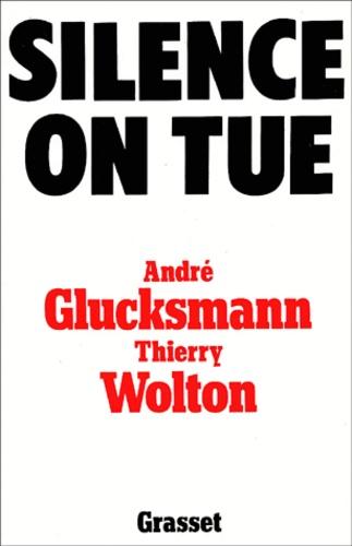 Thierry Wolton et André Glucksmann - .