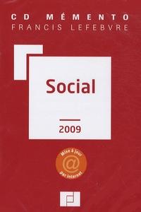 Francis Lefebvre - Social - CD-ROM.
