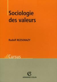 Rudolf Rezohazy - Sociologie des valeurs.