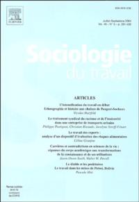 Philippe Bezes et Anni Borzeix - Sociologie du travail Volume 46 N° 3, Juil : .