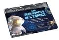Loïc Audrain et Sandra Lebrun - Soirée escape game - Les survivants de l'espace.