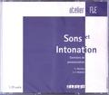 Cidalia Martins et Jean-Jacques Mabilat - Sons et intonation - Exercices de prononciation. 3 CD audio