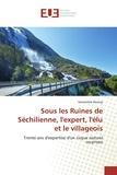 Geneviève Decrop - Sous les ruines de Séchilienne, l'expert, l'élu et le villageois - Trente ans d'expertise d'un risque naturel incertain.