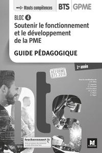 Soutenir le fonctionnement et le développement de la PME BTS GPME 1re année Atouts Compétences - Guide pédagogique.pdf