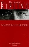 Rudyard Kipling - Souvenirs de France.