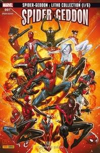Christos Gage et Jed MacKay - Spider-Geddon N° 1 : Supérieure erreur.