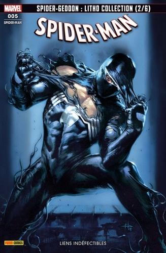 Saladin Ahmed et Garry Brown - Spider-Man N° 5 : Liens indéfectibles.