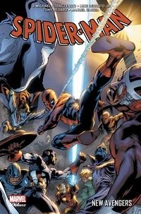 Joe Michael Straczynski et Mike Jr Deodato - Spider-Man  : New avengers.