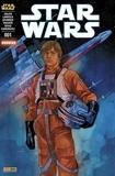 Kieron Gillen et Si Spurrier - Star Wars N° 1, avril 2019 : Terrain dangereux - Couverture 1/2.