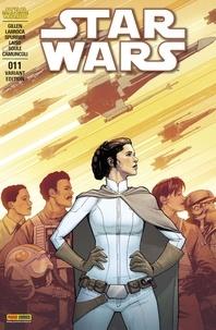 Charles Soule et Salvador Larroca - Star Wars N° 11 : Couverture 2/2.