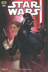Charles Soule et Greg Pak - Star Wars N° 3 : La voie du destin (3).