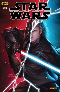 Charles Soule et Jesus Saiz - Star Wars N° 4 : Le coeur sombre des Sith.