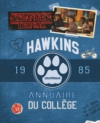 Cjtaboo.be Stranger Things ; Hawkins - Annuaire 1985 Image